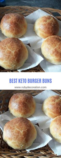 ketopancakes recipe bread keto king best Keto King Best Bread RecipeYou can find Al roker keto diet recipes and more on our website Keto Buns For Burgers, Low Carb Burger Buns, Keto Burger, My Burger, No Bread Diet, Best Keto Bread, Best Bread Recipe, Low Carb Bread, Easy Cake Recipes