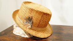 Love Paul Rowley's woven cedar hats