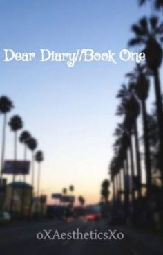 """#wattpad #teen-fiction """"June 22, 2017 Dear diary, Well, this is the first page of a new book, and it's a new book for high school. Yep. I'm in high school now. K, well if you want to be technical, then I've been in high school for a year. But it was only grade 9, so it doesn't count at least that's what my sister, Audrey..."""