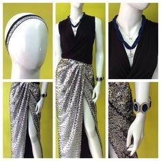 #amolapeli #gown #longskirt #silver #ootd - falda plata de @malaquitawear