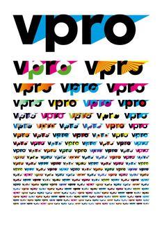 VPRO Ontwerp van bureau Thonik
