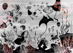 Lala Bohang Moose Art, Thoughts, Artist, Blog, Animals, Animales, Animaux, Artists, Blogging