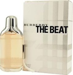 85faff14be Burberry The Beat by Burberry For Women. Eau De Parfum Spray. My perfume for