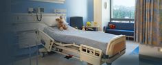 Комфортабельные отдельные палаты для беременных женщин.