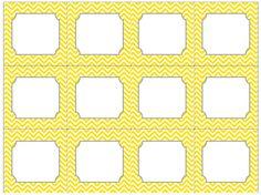 free labels i do it yourself chevron labels chevron printable label templates