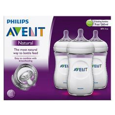 Phillips Avent Classic 3pk 9oz Bottles Buy now for $ 0.00 & get FREE Shipping worldwide    #eshopoly #sellonline #boutique #mall #f4f #tbt #followme #like4like #shopping #fashion #style