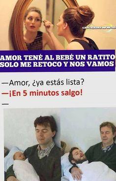 Espera hasta la cocecha Funny Photos, Funny Images, Funny Spanish Memes, Spanish Humor, Funny Video Memes, Le Chef, Wtf Funny, Best Memes, Haha
