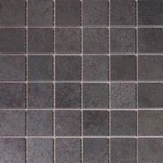 Mosaïque noire 30 x 30 cm City - CASTORAMA