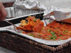 Cheese Enchiladas recipe from Ree Drummond via Food Network
