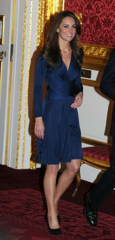 Kate Middleton - Issa dress