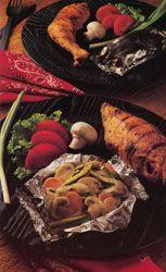 Cajun Mushroom Grill {Via Highline Mushrooms}