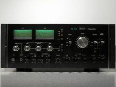 Sansui CA 3000 Stereo Preamplifier by oldsansui, via Flickr