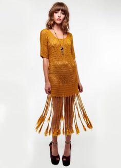 Google Image Result for https://www.shopwasteland.com/images/product.php%3Ftype%3Dlarge%26path%3D./images/products/Goldenrod-Crochet-Fringe-Dress-women-vintage-dresses-skirts-04.jpg