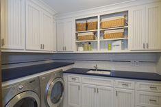 Crisp & Clean Laundry Room - plan 013S-0013 | houseplansandmore.com