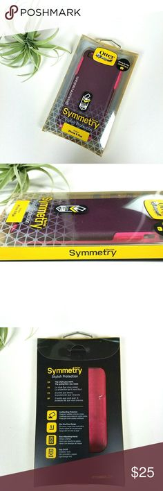 NIB OTTER BOX Symmetry iPhone 6 Plus New in box. OTTER BOX Symmetry for iPhone 6 Plus. Smoke free. OtterBox Accessories Phone Cases