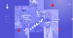 Fotonaut Events - Website of the Day