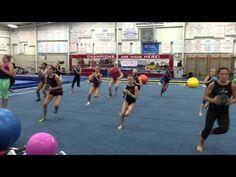 ▶ Running and punching drills - YouTube