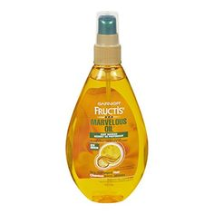 Garnier Skin and Hair Care Fructis Marvelous Oil Deep Nourish 5 Action Hair Elixir for Dry and Damaged Hair, 5 Fluid Ounce