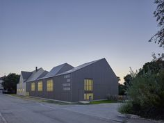 Children & Family Centre in Germany designed by VON M   an extension that reflects the existing character but is yet contemporary in design