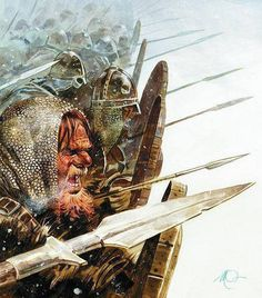 Getting stabbed by a spear when it was cold would suck more.