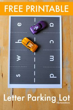 Car play mat printable for transport theme learning activities – NurtureStore - Learning Preschool Eyfs Activities, Nursery Activities, Toddler Learning Activities, Alphabet Activities, Language Activities, Alphabet Worksheets, Car Learning, Learning Letters, Learning Through Play
