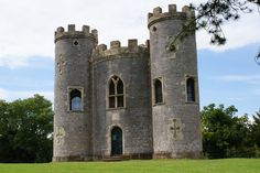 Folly Castle in the Blaise estate