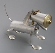 tracer robot dog by adoptabot.deviantart.com on @deviantART