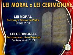 Blog do Pastor Manoel Barbosa Da Silva: Estudo Sobre a Lei de Deus