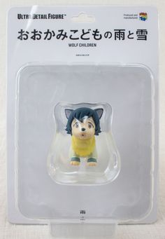Wolf Children AME Ultra Detail Figure UDF Medicom Toy JAPAN ANIME HOSODA MAMORU