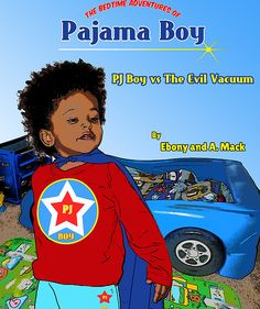 Pajama Boy Books