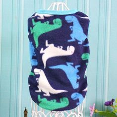 6 Style Dog Vest Spring Pet Clothes T-shirt Soft Dogs Clothes Summer Teddy Cotton Shirt Jersey Puppy Clothing Pet Apparel 39