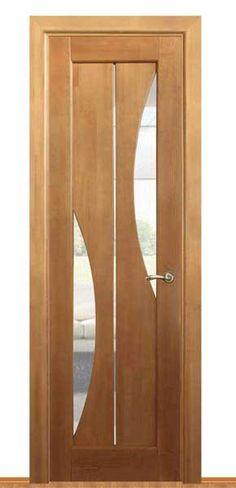 Двери межкомнатные из массива сосны Вудрев 5-60-1