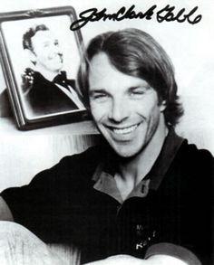 John Clarke Gable, son of Clark Gable.