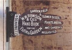 Let this vintage inspired Garden Supply Shop Sign add a bit of whimsy to your farmhouse decor. Made of metal and wood, this old-fashioned hand sign is printed on both sides and includes hardware for hanging.