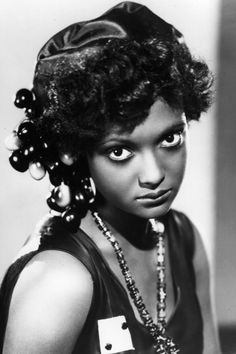 Nina Mae McKinney  - The Women Who Became Hair Icons During The Harlem Renaissance