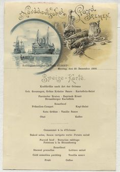 1000 Images About Norddeutscher Lloyd Bremen Steamship