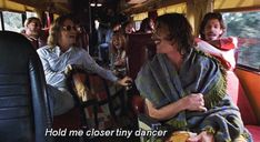 Almost Famous -     My favorite scene from another one of my favorite movies