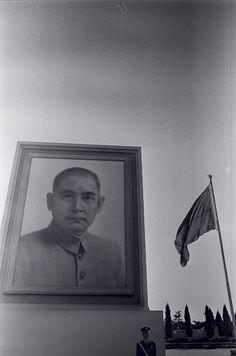 POLITICAL ICON IN TIANANMEN SQUARE