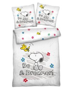 Peanuts Bed linen Snoopy Be a Dreamer!, http://www.amazon.com/dp/B00JR5E0RS/ref=cm_sw_r_pi_awdm_268Fub1GS2X95