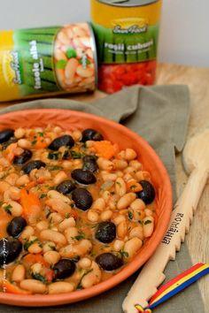 Hungarian Recipes, Black Eyed Peas, Interior Design Kitchen, Meals, Vegan, Food, Minute, Kitchen Small, Travel