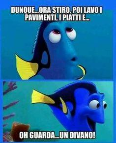 Humor italiano & humor italiano & humour italiano & humor it Funny Photos, Funny Images, Italian Memes, Chon Mendes, British Humor, Michaela, Twisted Humor, Parenting Humor, Work Humor