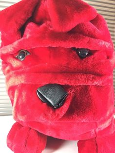 Large Red Bulldog Bull Dog Puppy Plush Stuffed UGA Georgia USMC Devil Soft | Toys & Hobbies, Stuffed Animals, Other Stuffed Animals | eBay!