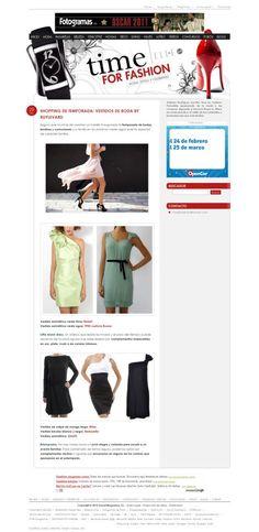 Nuestros diseños en la web de Elle (marzo 2012)  http://www.barbarella.es/tiendabarbarella/