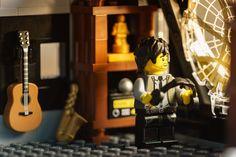 Lego Design, Modular Design, Brick Building, Lego Building, Lego Pictures, Lego Photo, Toy Display, Lego Modular, Lego Architecture