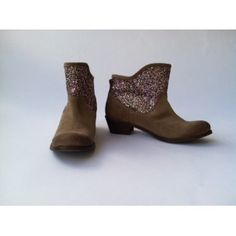 Hoss Intropia Glitter Boot - Bohemian Bliss Boutique