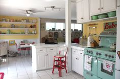 my fifties kitchen #2