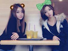 Sera and Eunji Band Group, Eun Ji, Girl Bands, Strong Women, Playboy, Serum, Muse, Most Beautiful, Ships
