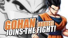 Dragon Ball FighterZ: Gohan (Adult) | Character Trailer https://www.youtube.com/watch?v=kbaKndto15M #gamernews #gamer #gaming #games #Xbox #news #PS4