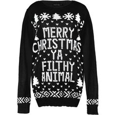 Boohoo Tall Kayla Filthy Animal Christmas Jumper (135 ZAR) ❤ liked on Polyvore featuring tops, crop tops, pastel crop top, bralette tops, bralet crop top and kimono crop top