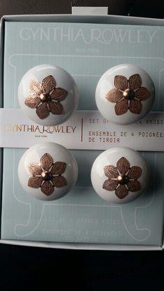 Cynthia Rowley draw knobs for sale